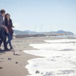 Un servizio fotografico prematrimoniale a Chiavari: Laura & Edoardo