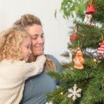 Un servizio fotografico di Natale unico, come voi