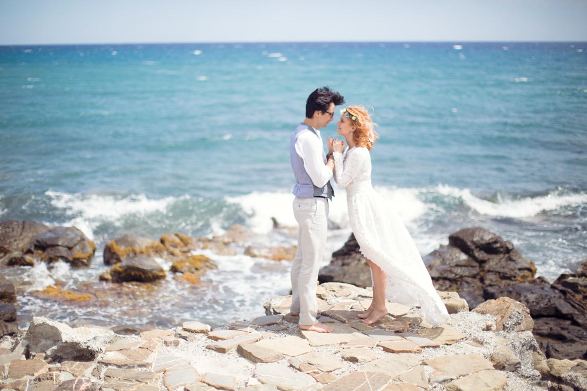 matrimonio mare Liguria