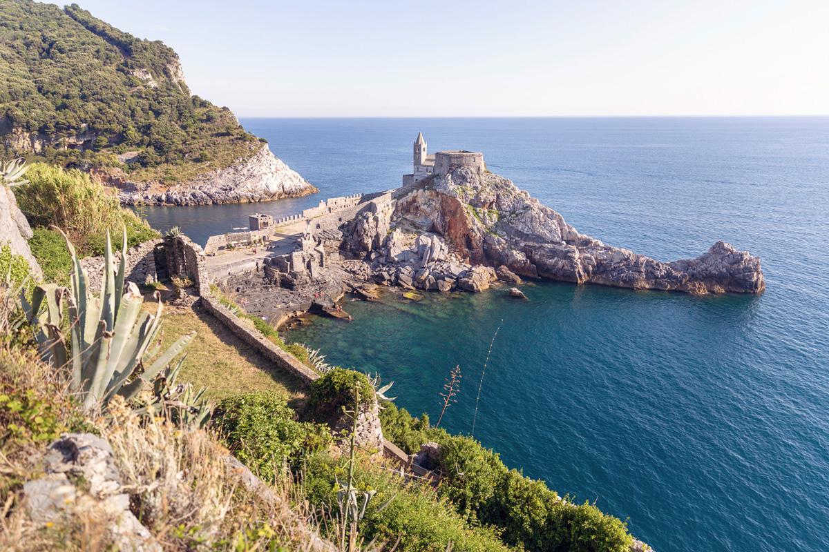 Vacanza romantica a Portovenere