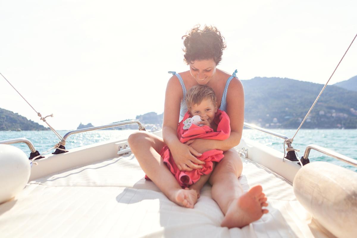 family photographer Cinque Terre