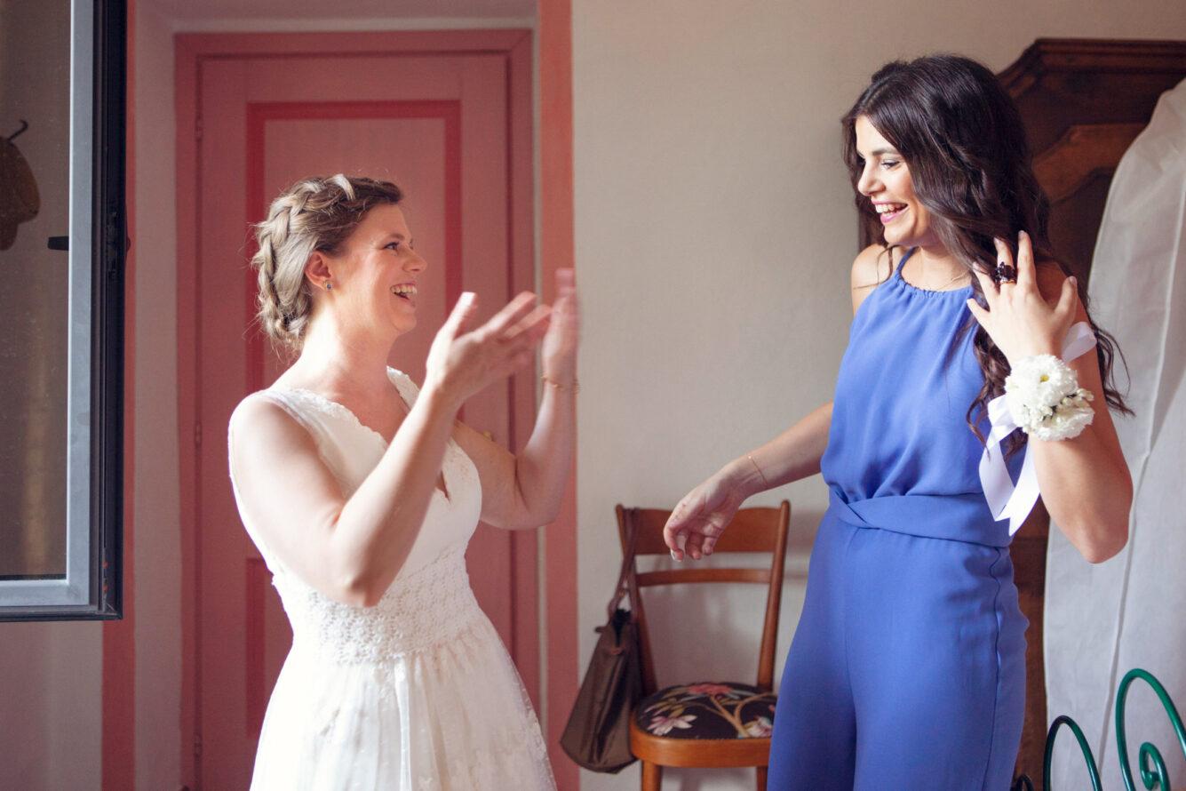 preparazione sposa La Spezia