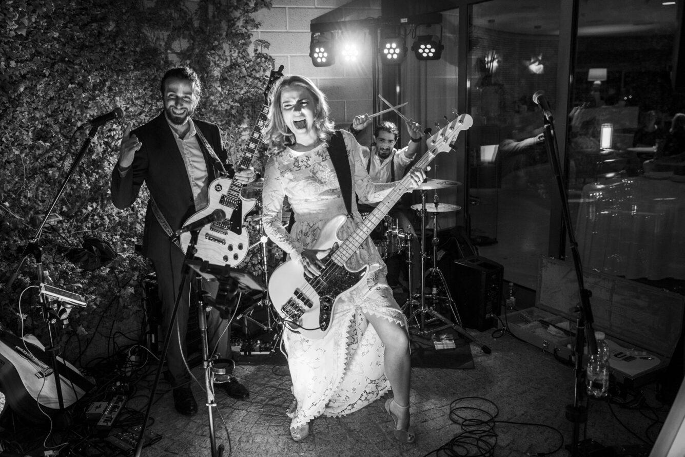 matrimonio rock La Spezia