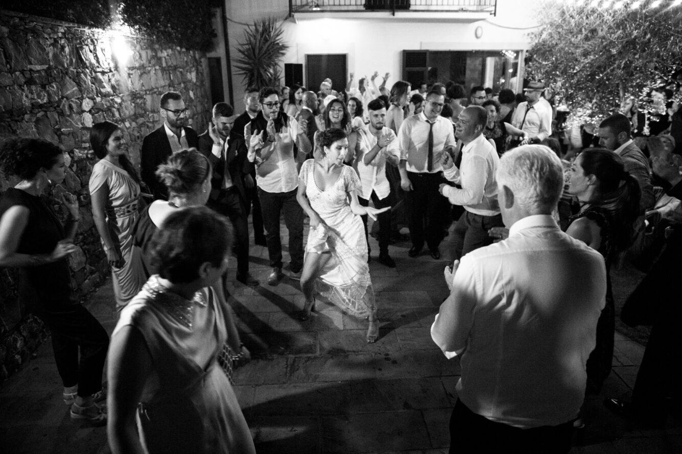 fotografo festa matrimonio La Spezia
