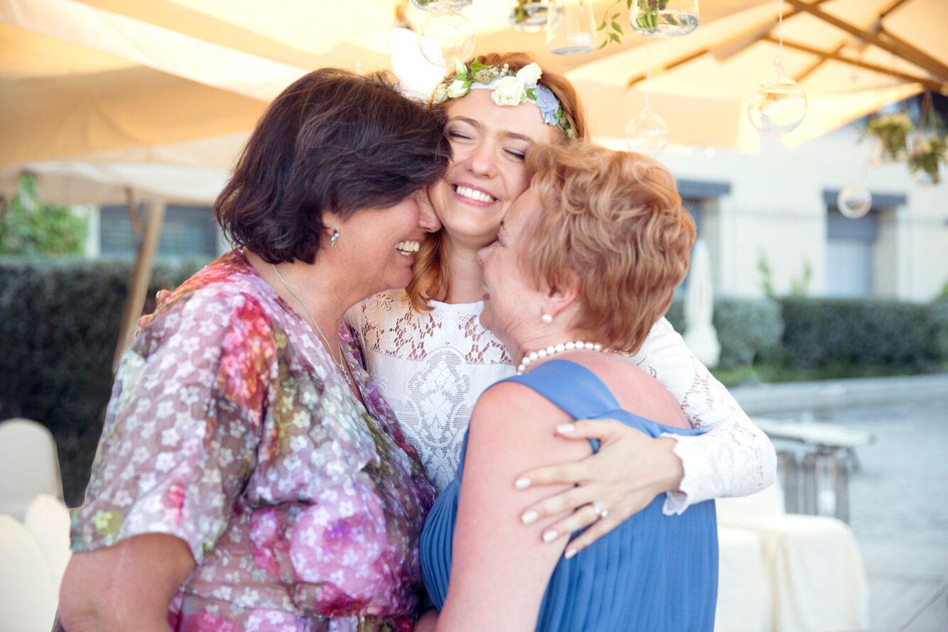 matrimonio mamma sposa La Spezia