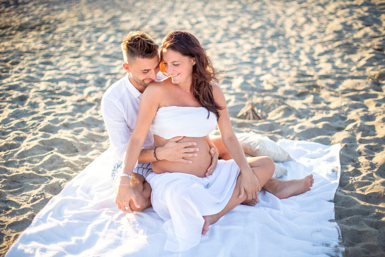 fotografo gravidanza La Spezia Cinque Terre