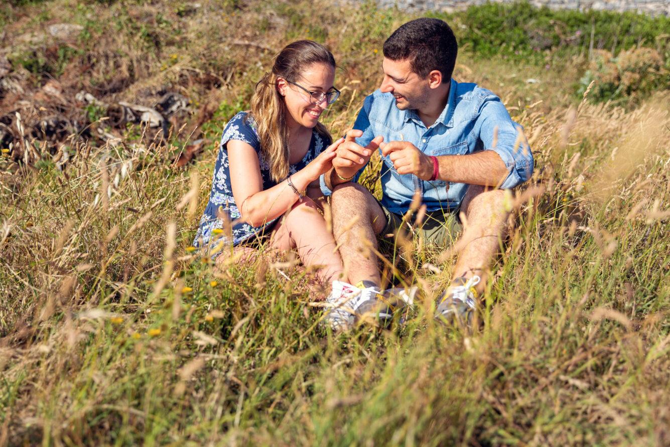 coppia servizio fotografico La Spezia