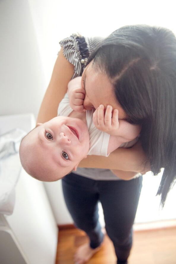 servizio fotografico famiglia bambini domicilio La Spezia