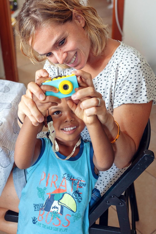 macchina fotografica bambini La Spezia